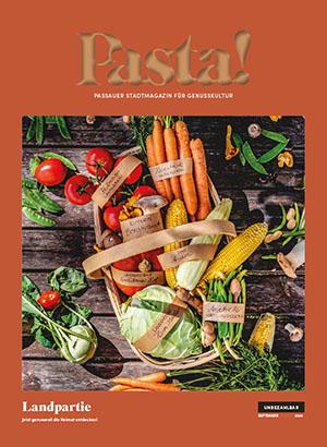 pasta! Passauer Stadtmagazin