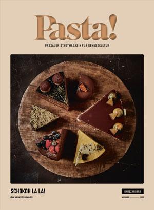 Pasta! November 2020