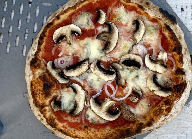 """Pizza """"Carlo Lurago"""""""
