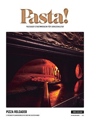 Pasta! Oktober-November 2021